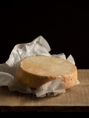 Saint-Romain au lait cru - la pièce