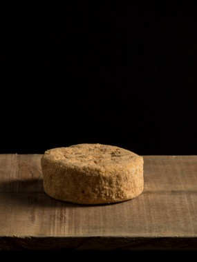 Coeur-de-Camembert préparé-au-Calvados