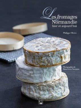 Livre - Les Fromages de Normandie