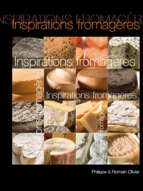 Livre - Inspirations fromagères