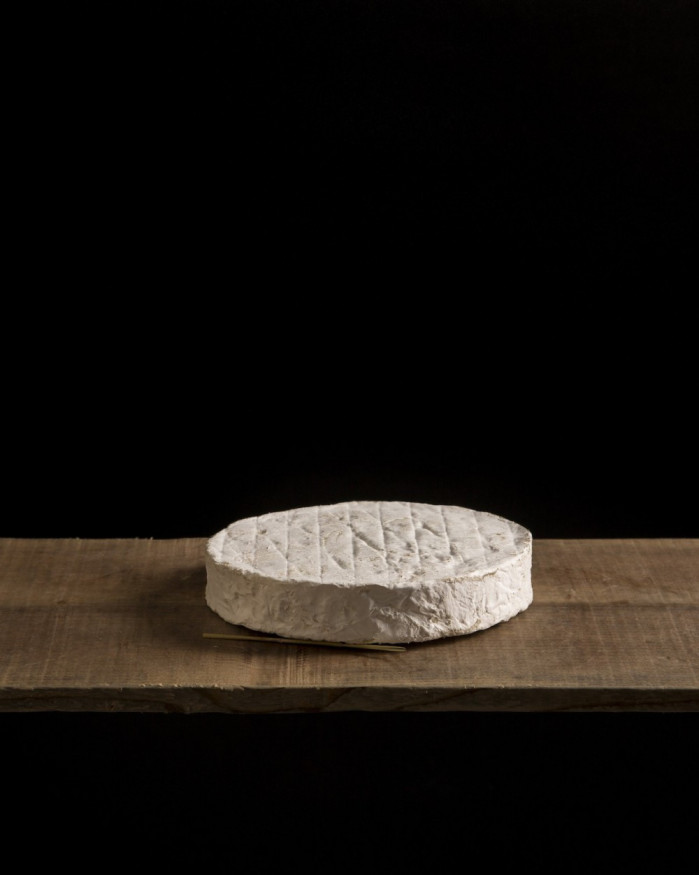 Brie affiné au lait cru