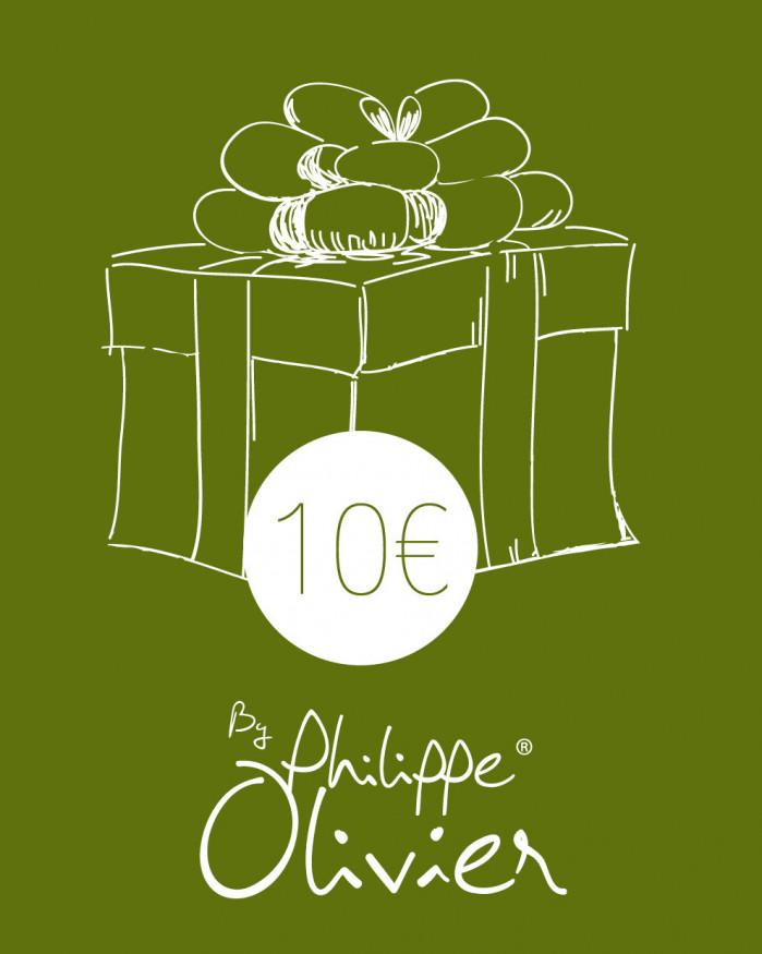 Carte Cadeau à 10€