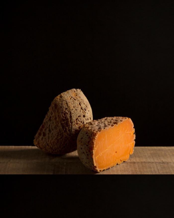 Mimolette des Hauts de France à Croûte Naturelle - au Lait Cru